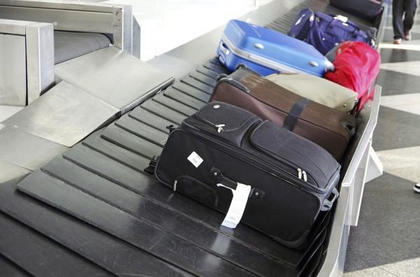 Embarcation de bagages lors d'un voyage