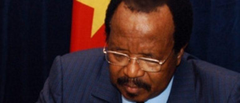 Article : Laissons Biya tranquille ; le problème c'est nous