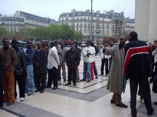 La diaspora en France.