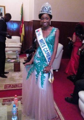 Miss Cameroun 2016