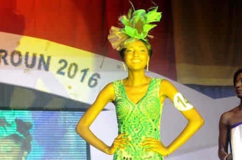 Article : Miss Cameroun 2016, n'est pas notre plus belle femme. Jamais!