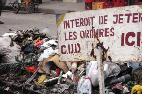 Article : Au Cameroun, l'incivisme est roi