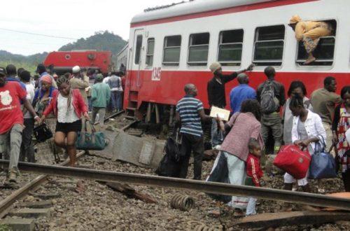 Article : Hécatombe d'Eseka: une si mauvaise gestion de la catastrophe