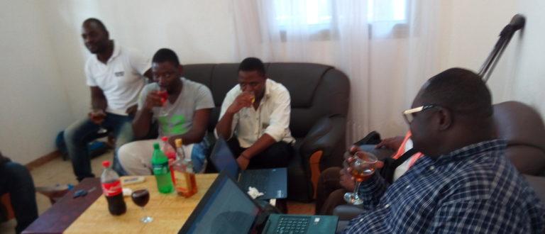 Article : Dans les coulisses de l'Assemblée Générale des Blogueurs du Cameroun