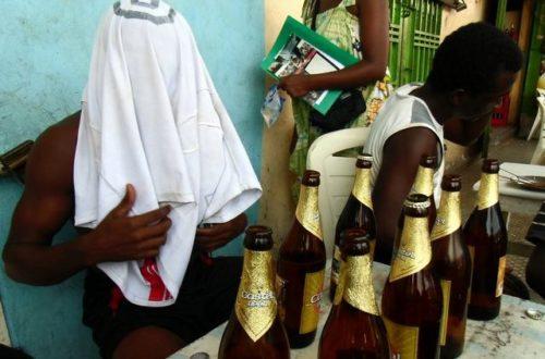 Article : Trop c'est trop : que les Camerounais arrêtent de boire!