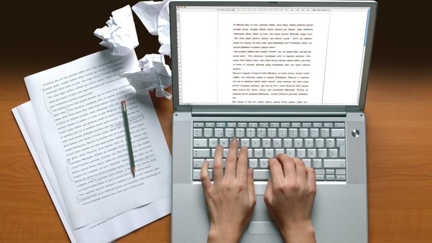 La relecture est une étape importante, autant que la rédaction d'un contenu.