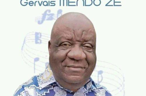 Article : Mon hommage au Professeur Gervais Mendo Ze